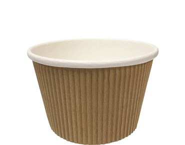 Savori Textured Hot Pot Paper Bowl