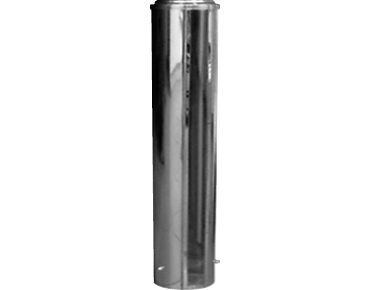 Cup Dispensers Stainless Steel (Large)