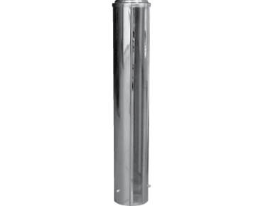 Cup Dispensers Stainless Steel (Small)