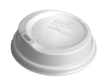 Takeaway Coffee Cup Combo Lids (White 8oz,12oz &16oz)