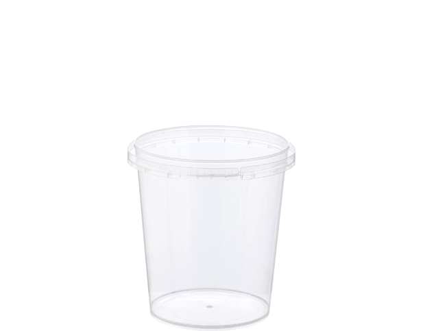 Locksafe Small Round Tamper Evident Containers (335ml)