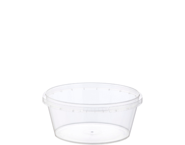 Locksafe Round Tamper Evident Containers (360ml)