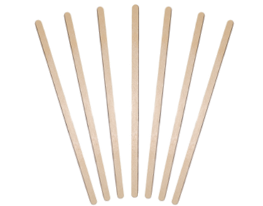 Wooden Coffee Stirrers (Long)