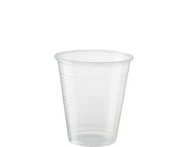 Eco-Smart® Biodegradable Plastic Cups (Clear 200ml)
