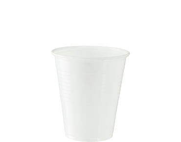 Eco-Smart® Biodegradable Plastic Cups (White 200ml)