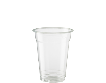 HiKleer® Clear Plastic Cups (9oz)