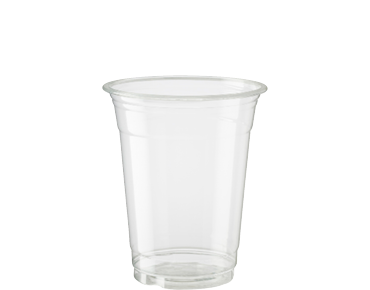 HiKleer® Clear Plastic Cups (12oz)