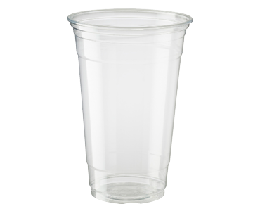 b29e6d5844a HiKleer® Clear Plastic Cups for Cold Drinks (610 ml / 20 oz ...