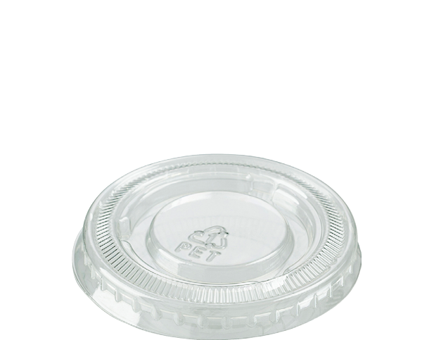 Portion Control Clear Plastic Cup Lid (Small)
