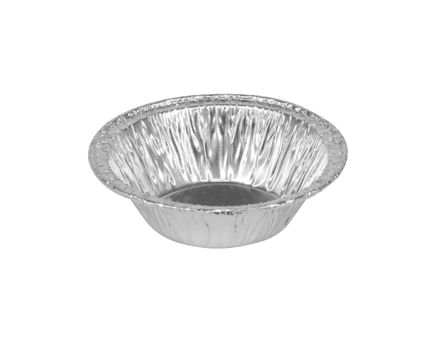 Non-perforated Foil Containers (Small Tart Deep)