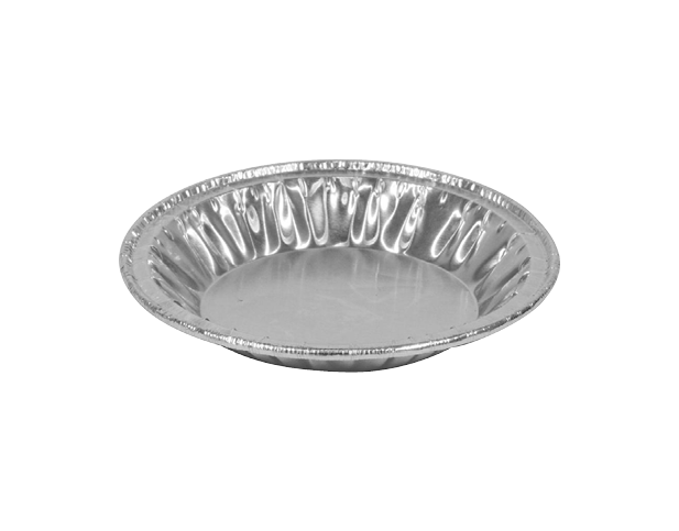 Non-perforated Foil Containers (Small Tart Shallow)