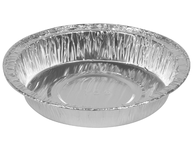 Non-perforated Foil Containers (Large Tart Regular)