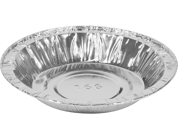 Non-perforated Foil Containers (Large Tart Shallow)