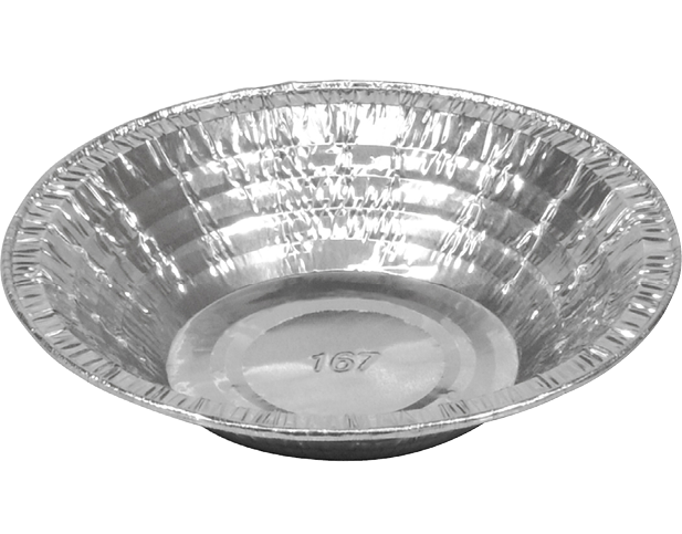 Non-perforated Foil Containers (Large Tart Deep)