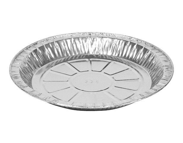 Non-perforated Foil Containers (Medium Family Pie Regular)
