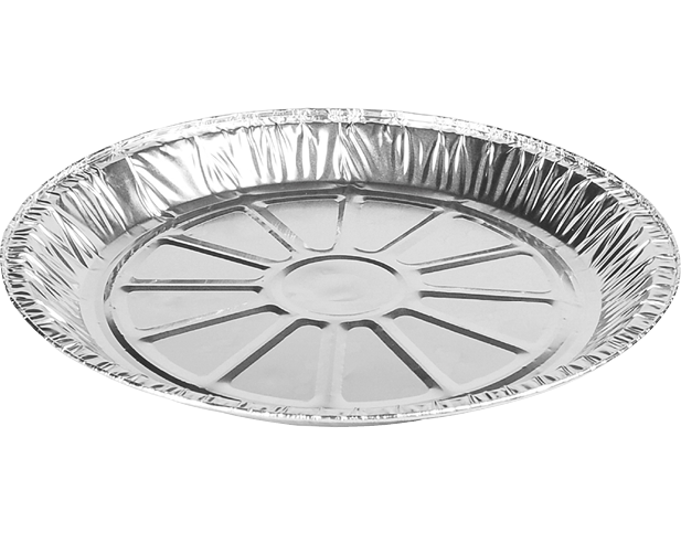 Non-perforated Foil Containers (Large Family Pie Deep)