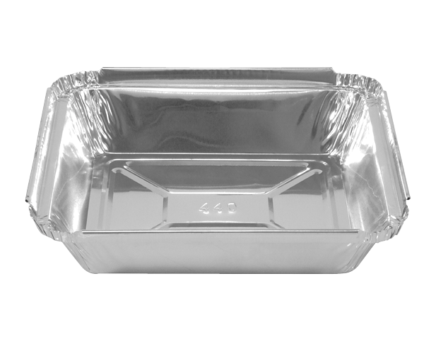 Rectangular Foil Trays | Aluminium Takeaway Containers