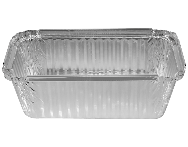 Rectangle Takeaway Foil Containers (Medium Deep)