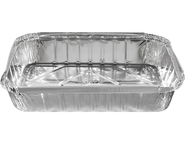 Catering Tray Foil Containers Large Rectangle Deep Castaway