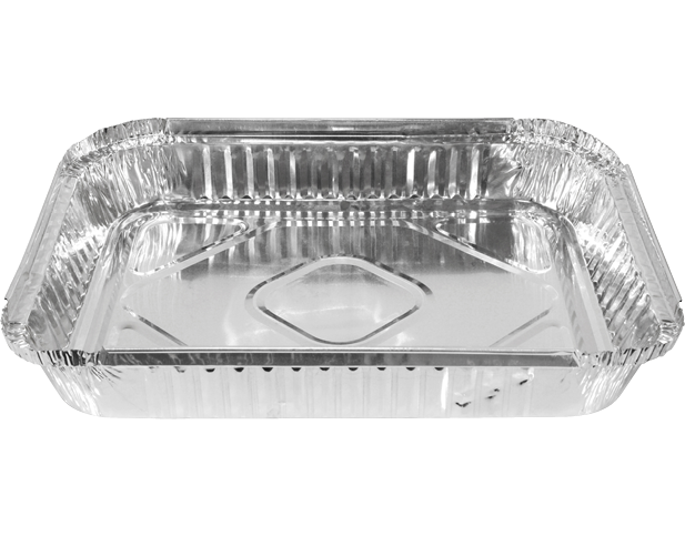 Catering Tray Foil Containers (Extra Large Shallow)
