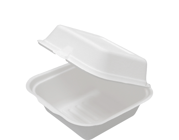 Enviroboard® Biodegradable Food Containers (Large Burger)