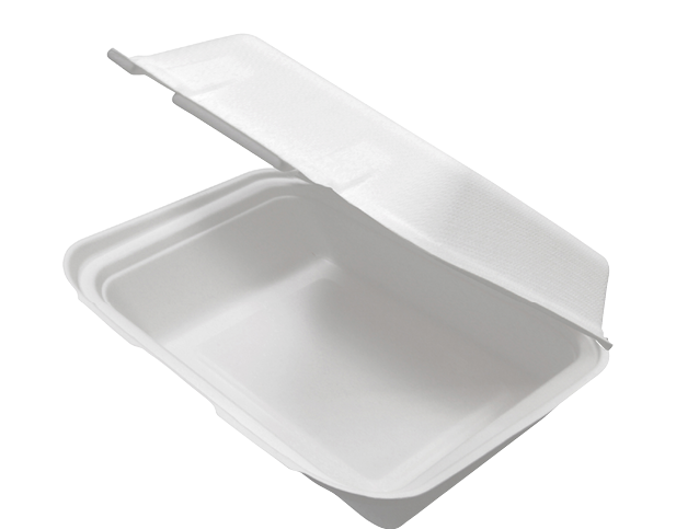 Enviroboard® Food Clams Paper Containers - Snack Packs (Medium)
