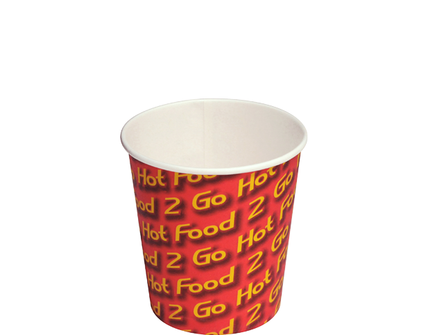 Hot Food 2 Go™ Chip Cups (Large) | Takeaway Containers