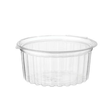 Clearview® Food Bowls with Flat Lid (341ml / 12oz)