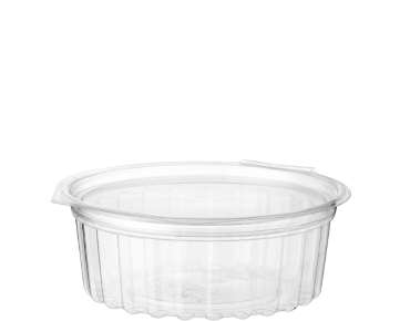 Clearview® Food Bowls with Flat Lid (227 ml / 8 oz)