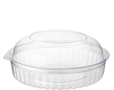 Clearview® Food Bowls with Dome Lid (568ml / 20oz)