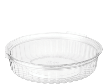 Clearview® Food Bowls with Flat Lid (568ml / 20oz)