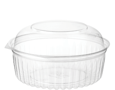 Clearview® Food Bowls with Dome Lid (682ml / 24oz)
