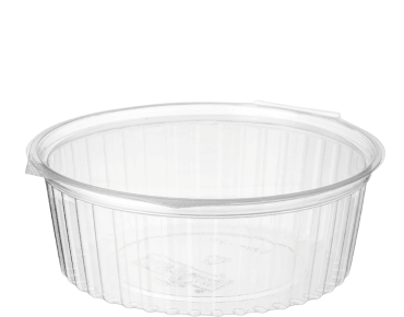 Clearview® Food Bowls with Flat Lid (682ml / 24oz)