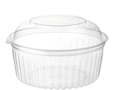 Clearview® Food Bowls with Dome Lid (909ml / 32oz)