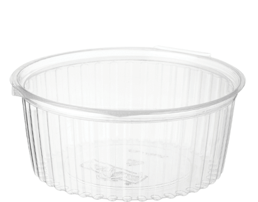 Clearview® Food Bowls with Flat Lid (909ml / 32oz)