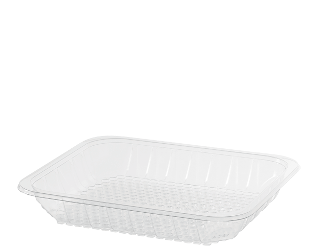 Aqua Cell® Recyclable Plastic Meat Tray 87