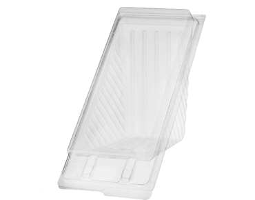 Sandwich Plastic Container (Extra Large)