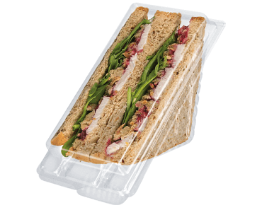 Bettaseal 174 Sandwich Wedges Extra Large Plastic Storage