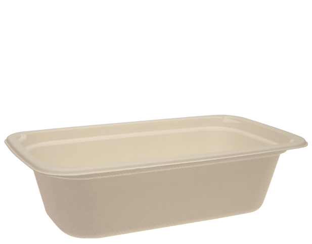 Enviroboard® Rectangular Container, 1000ml