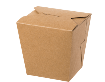Brown Takeaway Box without Handles (26oz)