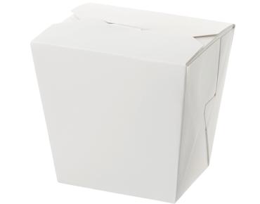 White Takeaway Box without Handles (32oz)