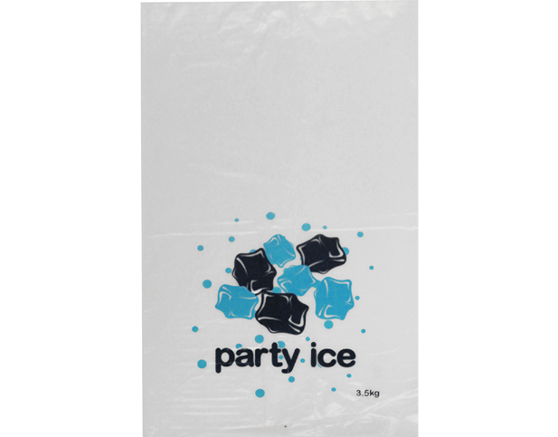Heavy Duty Plastic Ice Bags