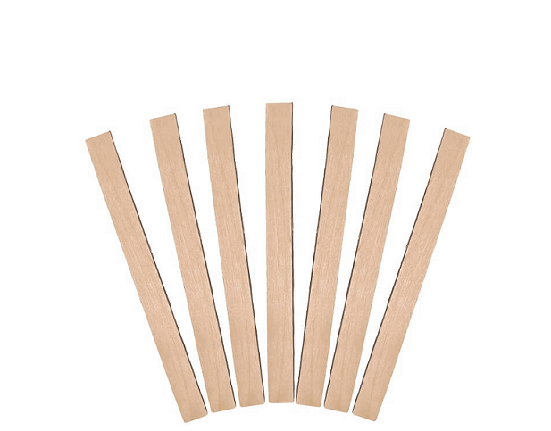Wooden Coffee Stirrers (Regular)