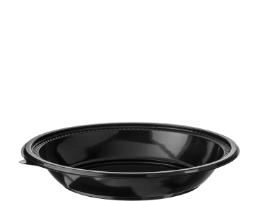 Microwave safe plastic food bowl (Round)