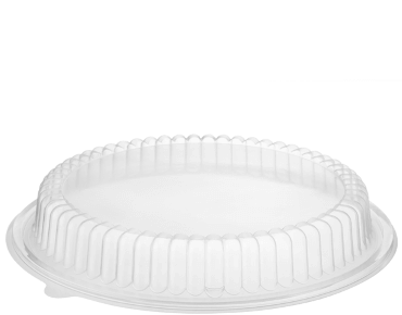 MicroReady® Home Meal Round Plastic Plate Lids