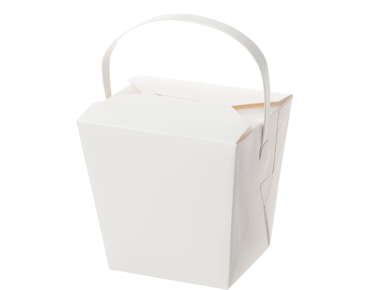 Chinese Takeaway Box with Handles (26oz)