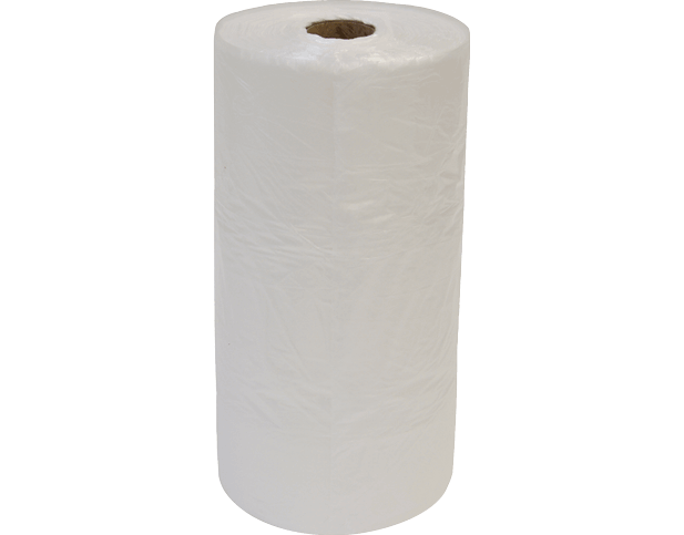 Produce Plastic Bags with Side Gussets (Large Perforated Roll)