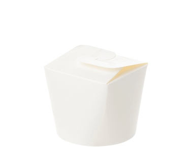 Round Food Pail (8oz)
