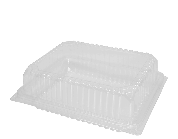 Bakery Pack (Medium)   Clear Plastic Storage Containers with Lid