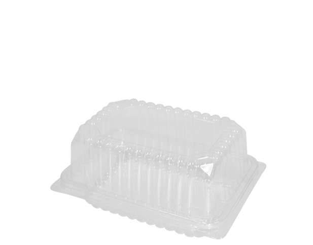 Bakery Pack (Small) | Clear Plastic Storage Containers with Lid